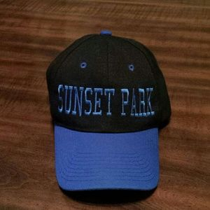 Free w/purchase Sunset Park cap NWOT